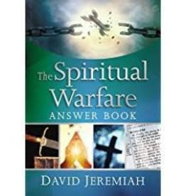 Jeremiah, David Spiritual Warfare Answer Book 1460