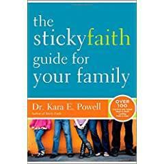 Powell, Kara E Sticky Faith Guide for your Family 8970