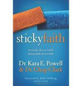 Powell, Kara E Sticky Faith 9329