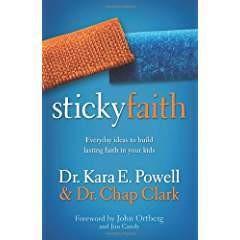 Powell, Kara E Sticky Faith 9329