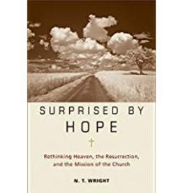 Wright, N.T. Surprised by Hope: Rethinking 1826