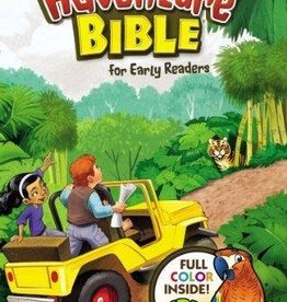 NIrV Adventure Bible for Early Readers 7439