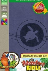 Zonderkidz NIrV Adventure Bible for Early Readers, Blue 5297