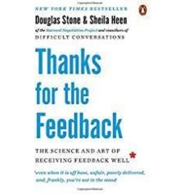 Stone, Douglas Thanks for the Feedback 7130