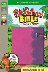 Zonderkidz NIrV Adventure Bible for Early Readers, pink/purple 4597