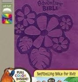 Zonderkidz NIrV Adventure Bible for Early Readers, purple 7446