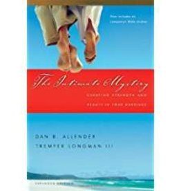 Allender, Dan B Intimate Mystery, The