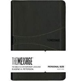 Peterson, Eugene H Message The Personal Size, black 5284