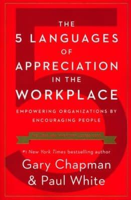 Chapman, Gary Five Languages of Appreciation 8401