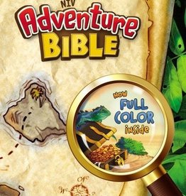 Zonderkidz NIV Adventure Bible 7477