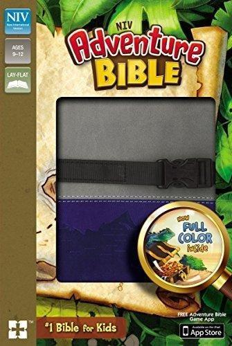 Zonderkidz NIV Adventure Bible 7538 (rev)