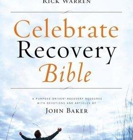 Warren, Rick NIV Celebrate Recovery Bible