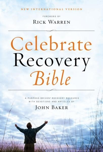 Warren, Rick NIV Celebrate Recovery Bible