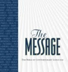 Peterson, Eugene H Message Bible, Hardcover 1074