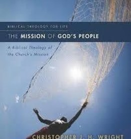 Wright, Christopher J H MIssion of God's People 1121