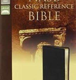 NASB Black NASB Classic Reference Bible 1294