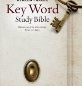 NASB Hebrew-Greek Key Word Study Bible NASB Hebrew-Greek Key Word Study Bible 7500
