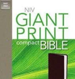 Zondervan NIV Giant Print Compact Bible 5303