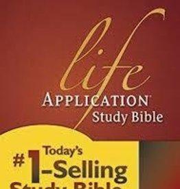 Zondervan NIV Life Application Study Bible Large Print, 4757