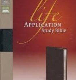 Zondervan NIV Life Application Study Bible, black 4481