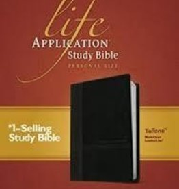 Tyndale NIV Life Application Study Bible, Personal Size, TuTone 2836