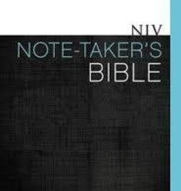 Zondervan NIV Note-Taker's Bible 2593