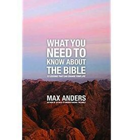 Anders, Max What You Need to Know