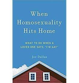 Dallas, Joe When Homosexuality Hits Home 2056