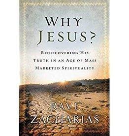 Zachrias, Ravi Why Jesus? 3058
