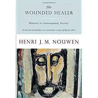 Nouwen, Henri Wounded Healer 8030