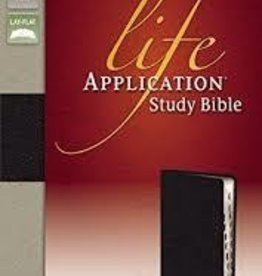 Zondervan NIV, Life Application Study Bible, Personal Size, Indexed 1534