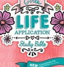 Tyndale NLT Girls Life Application Study Bible, hardcover  78187818