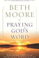 Moore, Beth Praying God's Word 4337