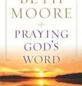 Moore, Beth Praying God's Word (paper)