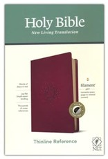 NLT Thinline Reference Bible -Index 5216