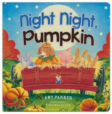 Night Night Pumpkin 2811