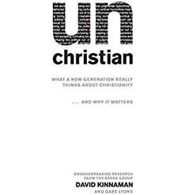 Kinnaman, David Unchristian 2710