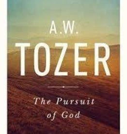 Tozer, A W Pursuit of God: 0030