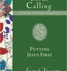 Young, Sarah Putting Jesus First (Jesus Calling) 3702