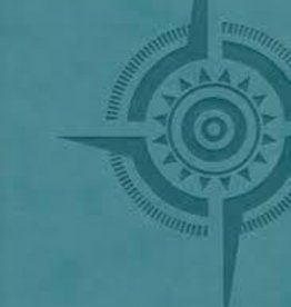 Voice Voice Compass Study Bible, turq 0329