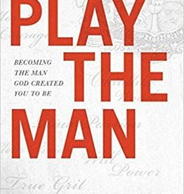 Batterson, Mark Play the Man: Becoming the Man God Created You to Be 8985