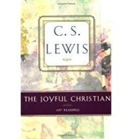 Lewis, C S Joyful Christian