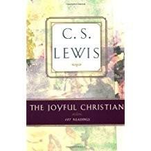 Lewis, C S Joyful Christian 3775