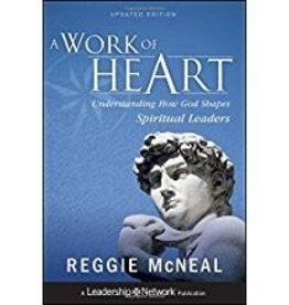 McNeal, Reggie A Work of Heart 3180