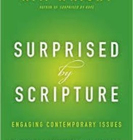 Wright, N T Surprised by Scripture 0546