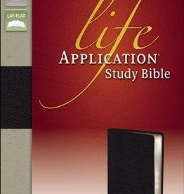 Zondervan NIV, Life Application Study Bible,, Black 4672