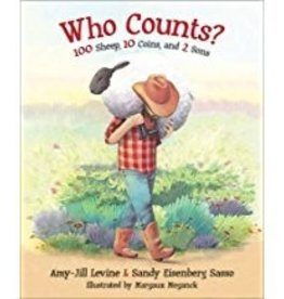 Levine, Amy- Jill Who Counts?: 100 Sheep, 10 coins, and 2 sons