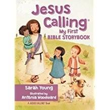 Young, Sarah Jesus Calling:  My First Bible Storybook 6054