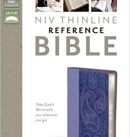 Zondervan NIV Thinline Reference Bible, lavender 6331