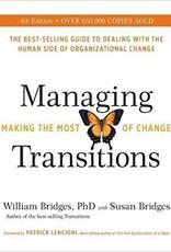 Bridges, William PhD Managing Transitions, updates 9653